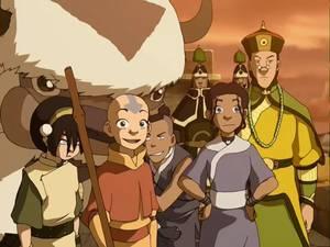 Avatar: The Last Airbender (Nickelodeon Animation Studios, 2005-2008)