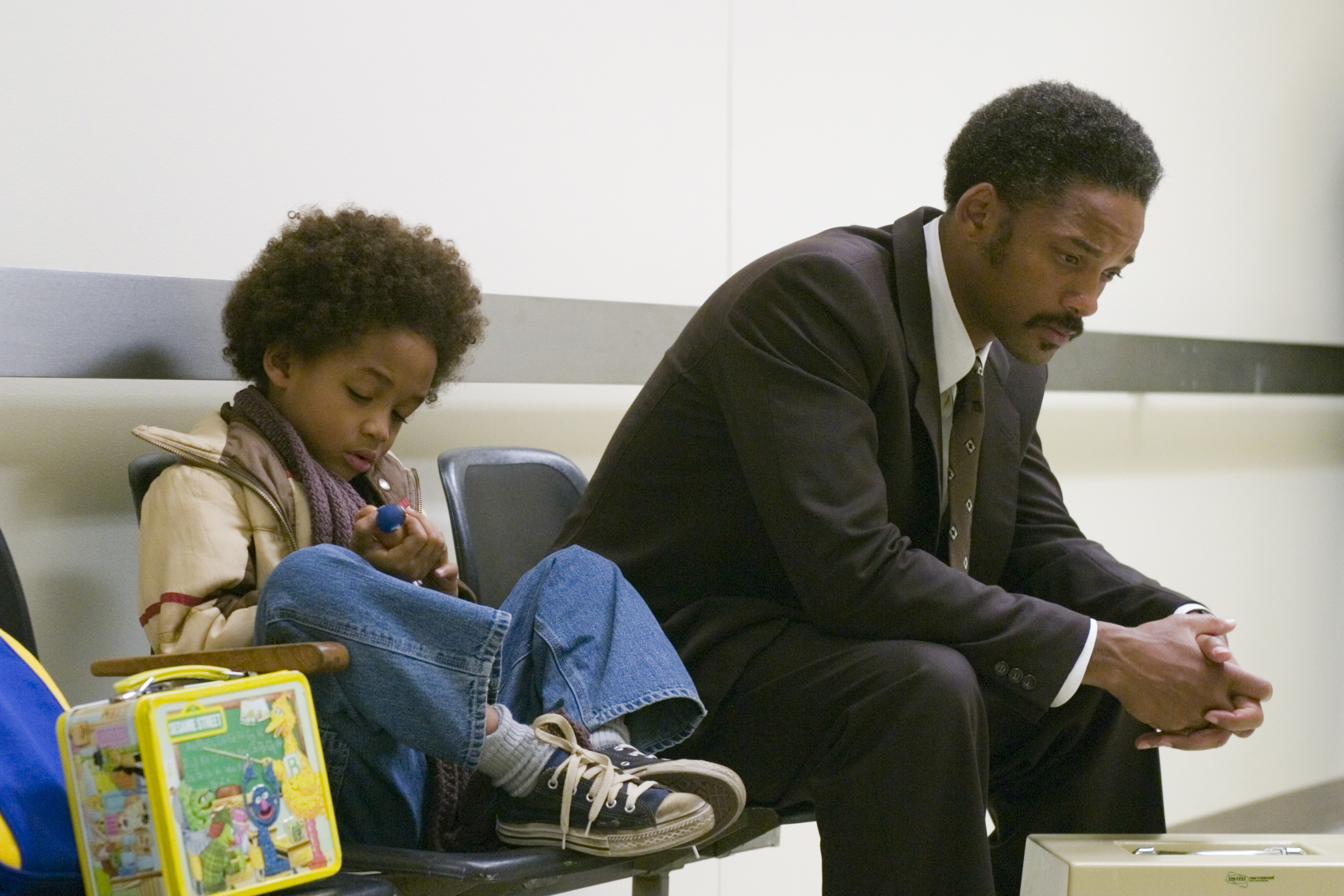 Resultado de imagem para The Pursuit of Happyness film